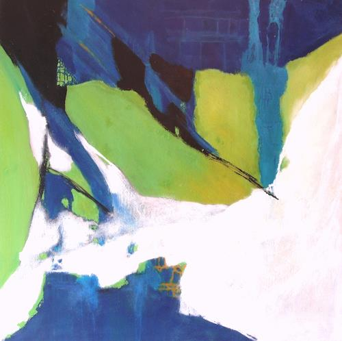 Ursula Venosta, 184, Abstract art, Neo-Expressionism