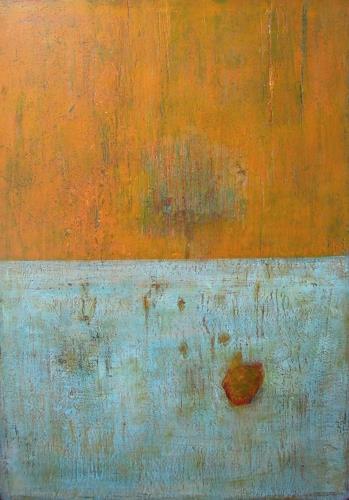 Ursula Venosta, El tiempo pasa, Abstract art, Abstract Art