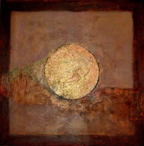 Ursula Venosta, Das Absolute, Symbol, Abstract Art