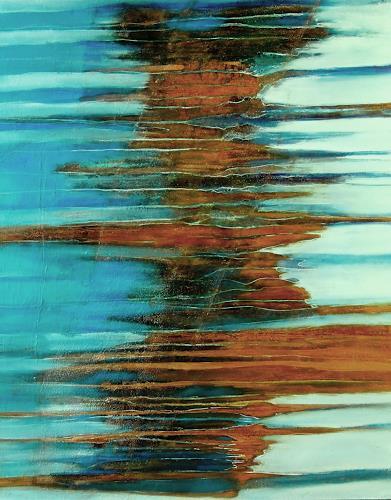 Ursula Venosta, Endless Ocean, Nature: Water, Expressive Realism
