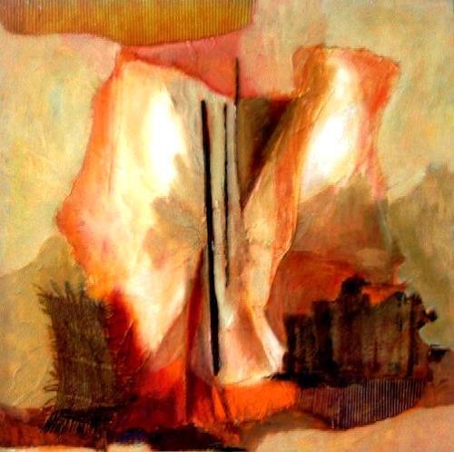 Ursula Venosta, Komposition, Abstract art, Contemporary Art