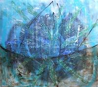 Karin Zimmermann Art Abstract art Movement Contemporary Art