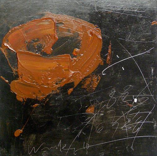 Josef Winkler, untitled, Abstract art, Abstract Art, Modern Age