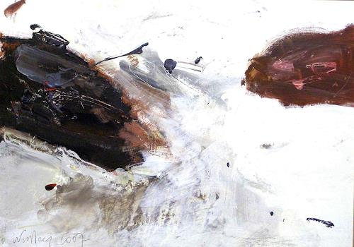 Josef Winkler, untitled, Abstract art, Abstract Expressionism