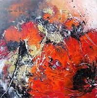 ingeborg-zinn-Abstract-art-Decorative-Art-Modern-Age-Abstract-Art