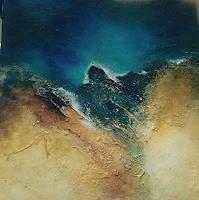 ingeborg-zinn-Landscapes-Abstract-art-Modern-Age-Expressionism-Abstract-Expressionism