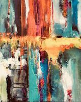 ingeborg-zinn-Abstract-art-Decorative-Art-Modern-Age-Expressionism