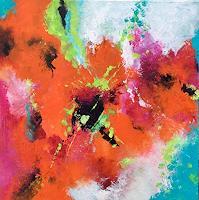 ingeborg-zinn-Abstract-art-Abstract-art-Modern-Age-Expressionism-Abstract-Expressionism