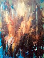 ingeborg-zinn-Abstract-art-Nature-Modern-Age-Expressionism-Abstract-Expressionism
