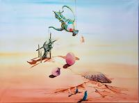 Ute-Bescht-Fantasy-Society-Contemporary-Art-Neo-Expressionism