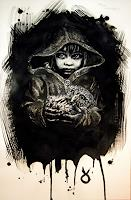 Ute-Bescht-People-Children-Emotions-Love-Modern-Age-Photo-Realism-Hyperrealism