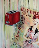 Ute-Bescht-People-Women-Emotions-Safety-Modern-Age-Pop-Art
