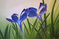 Daniela-Boeker-Plants-Flowers-Landscapes-Spring-Modern-Age-Naturalism