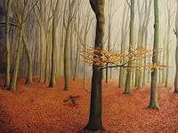 Daniela-Boeker-Nature-Wood-Landscapes-Autumn-Modern-Times-Realism