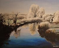 Daniela-Boeker-Landscapes-Winter-Nature-Water-Modern-Age-Naturalism