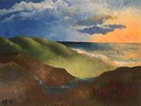 Daniela-Boeker-Landscapes-Landscapes-Hills-Modern-Age-Impressionism