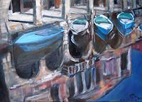 Ellen-Fasthuber-Huemer-Miscellaneous-Modern-Age-Impressionism-Post-Impressionism