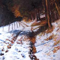 E. Fasthuber-Huemer, Herbstschnee
