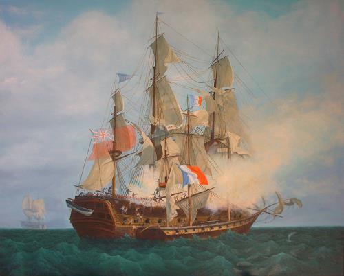 Peter Kempf, Seeschlacht, War, Historism