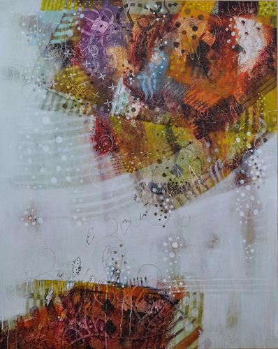 zaman Jassim, Reflection, Abstract art, Modern Times