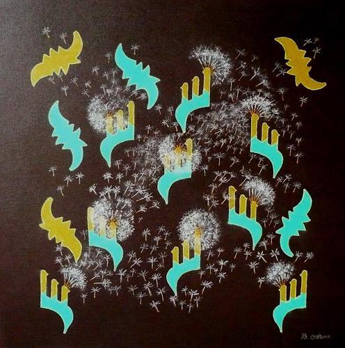 Bernhard Ost, Pusteblumen, Miscellaneous, Contemporary Art