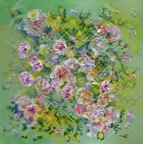 Bernhard Ost, Cielo del amor, Emotions: Love, Romantic motifs, Modern Age