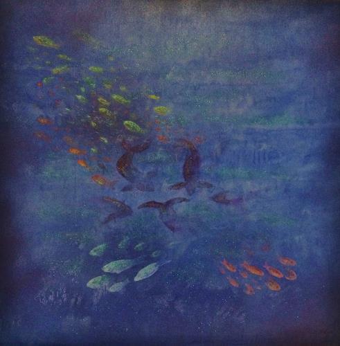 Bernhard Ost, Scheinbare Harmonie, Miscellaneous, Contemporary Art