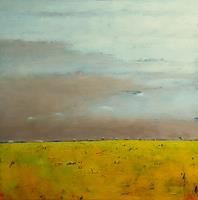 Kestutis-Jauniskis-Landscapes-Plains-Modern-Age-Abstract-Art-Action-Painting