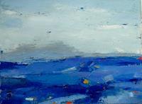 Kestutis-Jauniskis-Landscapes-Sea-Ocean-Modern-Age-Abstract-Art-Colour-Field-Painting