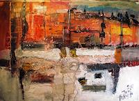 Josef-Fekonja-Abstract-art-Architecture-Modern-Age-Abstract-Art