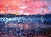 Josef-Fekonja-Abstract-art-Landscapes-Sea-Ocean