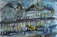 Josef-Fekonja-Abstract-art-Miscellaneous-Landscapes