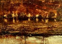 Josef-Fekonja-Abstract-art-Landscapes-Sea-Ocean-Contemporary-Art-Contemporary-Art
