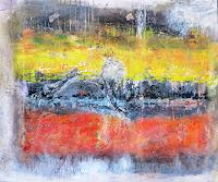 Josef-Fekonja-Abstract-art-Landscapes-Sea-Ocean-Contemporary-Art-Contemporary-Art