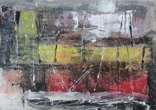 Josef Fekonja, ohne Titel, Abstract art, Miscellaneous, Contemporary Art