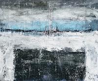 Josef-Fekonja-Abstract-art-Landscapes-Sea-Ocean-Modern-Age-Abstract-Art