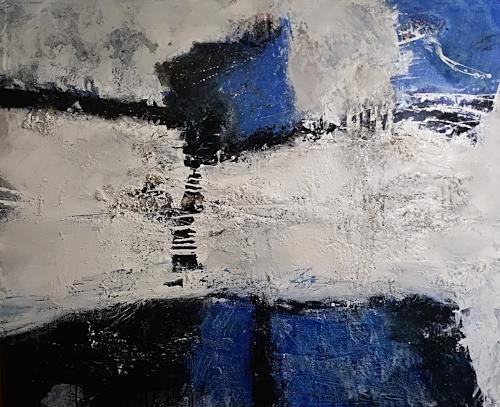 Josef Fekonja, Way to heaven, Abstract art, Miscellaneous, Abstract Art