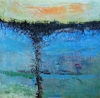 Josef-Fekonja-Abstract-art-Landscapes-Modern-Age-Abstract-Art