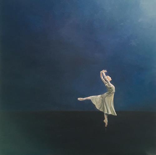 Svantje Miras, Ballett - Ballerina - Peer Gynt, People: Women, Miscellaneous People, Realism, Expressionism