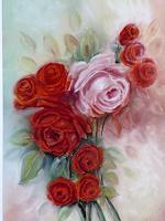 Petra-Wendelken-1-Plants-Flowers-Modern-Times-Romanticism