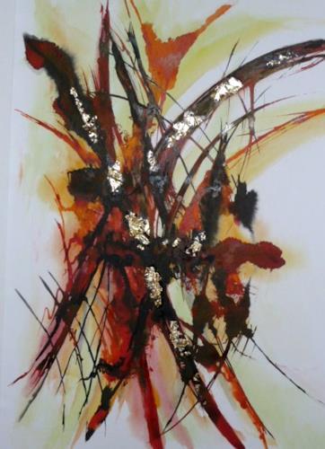 Petra Wendelken, ''EMOTION'', Abstract art, Abstract Art