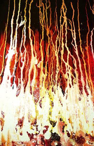 Petra Wendelken, energiegeladen, Abstract art, Abstract Art