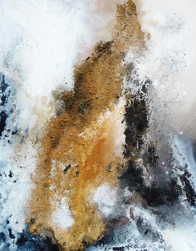 Petra Wendelken, Der innere Kern, Miscellaneous, Abstract art, Modern Age