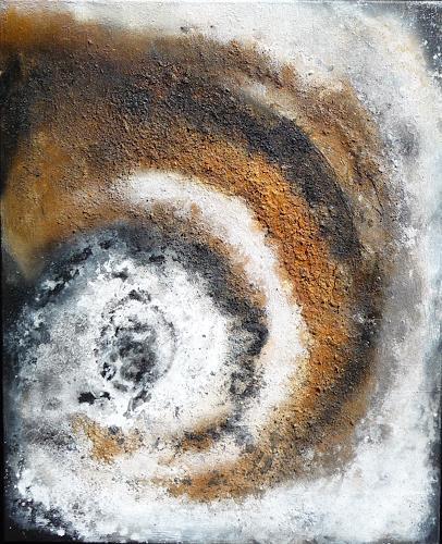 Petra Wendelken, Die Kraft des Seins, Abstract art, Abstract Art