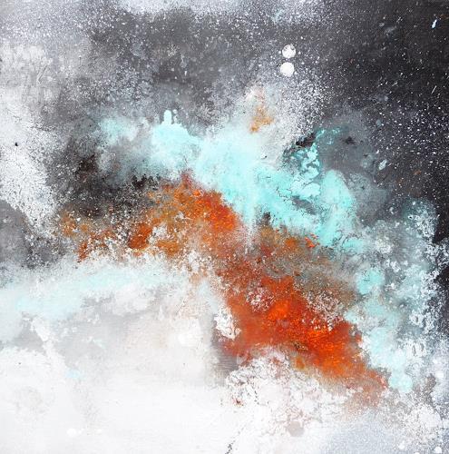 Petra Wendelken, Außerhalb der Zeit 3, Abstract art, Abstract Art