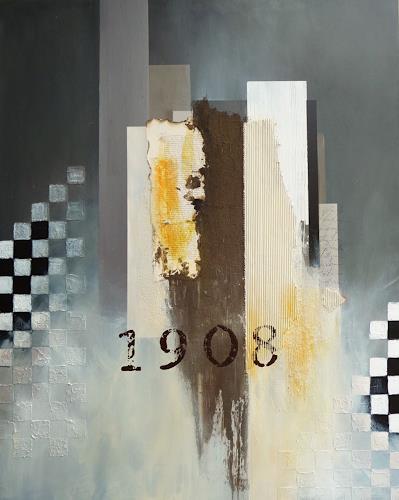 Petra Wendelken, Fragmente der Zeit, Times: In The Past, Abstract Art