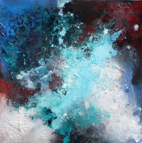 Petra Wendelken, Endless, Abstract art, Abstract Art