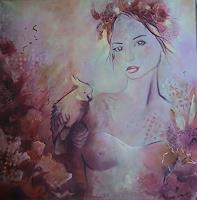 Christine-Oster-Fantasy-People-Women-Contemporary-Art-Contemporary-Art
