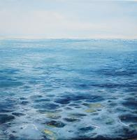 Christine-Oster-Nature-Water-Landscapes-Sea-Ocean-Modern-Times-Realism