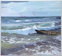 Christine-Oster-Landscapes-Sea-Ocean-Nature-Water-Modern-Age-Naturalism